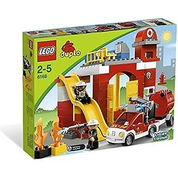 LEGO DUPLO 6168: Fire Station