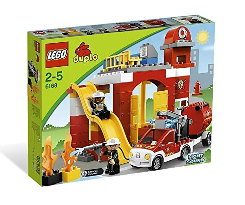 LEGO-DUPLO-6168-Fire-Station