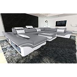 Conjunto de muebles para salón ENZO XXL LED