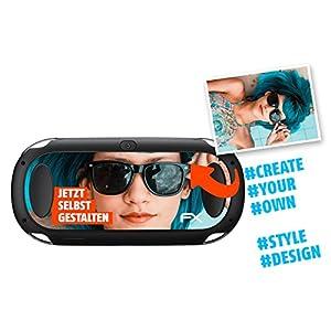 atFolix Personalisierbare Designfolie kompatibel mit Sony Playstation Vita – gestalte deinen Skin Aufkleber im Custom…