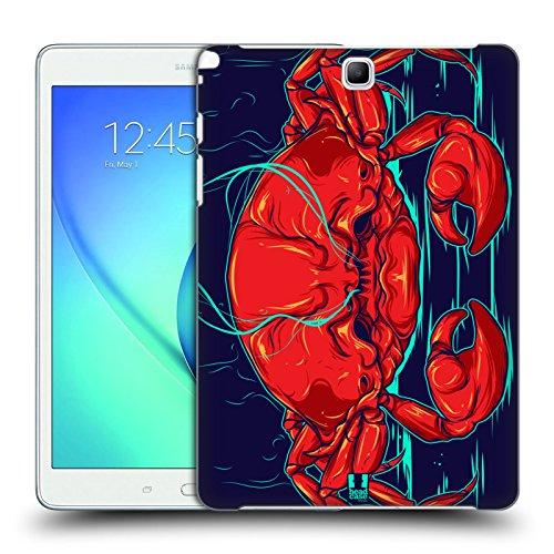Head Case Designs Maki Temps De Sushi Étui Coque en Gel molle pour Apple iPhone 5 / 5s / SE Crabe Fou