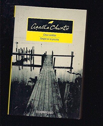 Cinco cerditos / sangre en la piscina (Biblioteca Agatha Christie)