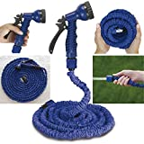 Orpio 50Ft Expandable Garden Hose And 7-Pattern Spray - Best Reviews Guide