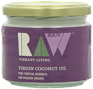 Raw Health Virgin Coconut Oil Organic 300 ml