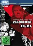 DVD Cover 'Geheimcode B 13 (DDR-TV-Archiv) [2 DVDs]