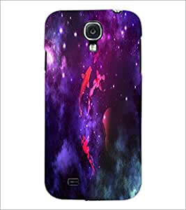 PrintDhaba Abstract Image D-3980 Back Case Cover for SAMSUNG GALAXY S4 (Multi-Coloured)