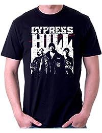 ec8b0d0f83640 35mm - Camiseta Hombre - Cypress Hill Hip Hop - Rap - T-Shirt