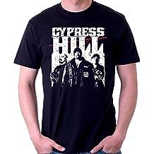 35mm - Camiseta Hombre - Cypress Hill Hip Hop - Rap - T-Shirt e4834816d2a