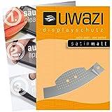 Jura C-Serie C5 C50 C55 C60 C65 Tropfblech Schutzfolie 3x uwazi satin-matt Displayschutzfolie Folie