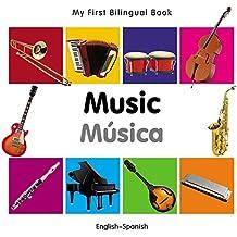 My First Bilingual Book–Music (English–Spanish)