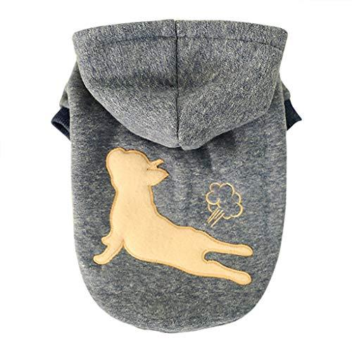 Coversolat Hundepullover Kleine Hunde - Hund Pullover Sweater Hundekleidung Corgi