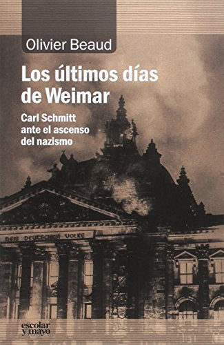 Los últimos días de Weimar (Análisis y crítica)