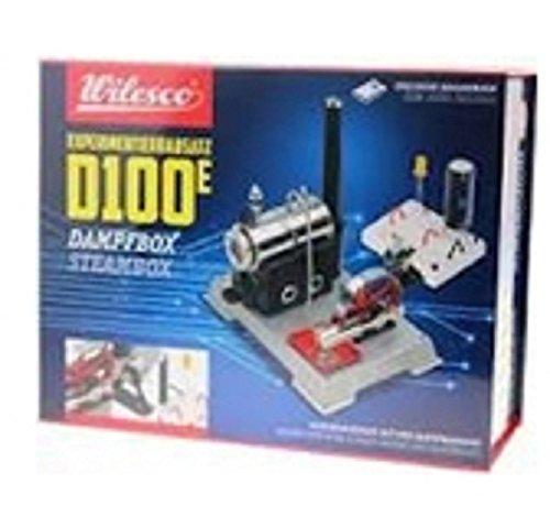 Wilesco - Dampfbox D 100E