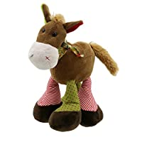 Wilberry - Snuggles - Standing Horse Soft Toy