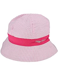 MagiDeal BABY BOYS GIRLS SUMMER HAT SUN HAT CHIN STRAP PRINTED BEACH HOLIDAY CAP