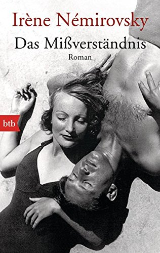 Buchseite und Rezensionen zu 'Das Mißverständnis' von Irène Némirovsky