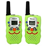 Retevis RT32 Walkie Talkie Transceiver 8 canales VOX CTCSS Electric Ricetrasmitter Torch para niños