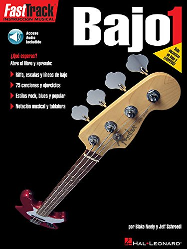 Fasttrack - bajo 1 (esp) guitare basse+CD