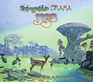 Topographic Drama - Live Acros (2 CD) by Yes (B075XYP1HK) | Amazon price tracker / tracking, Amazon price history charts, Amazon price watches, Amazon price drop alerts