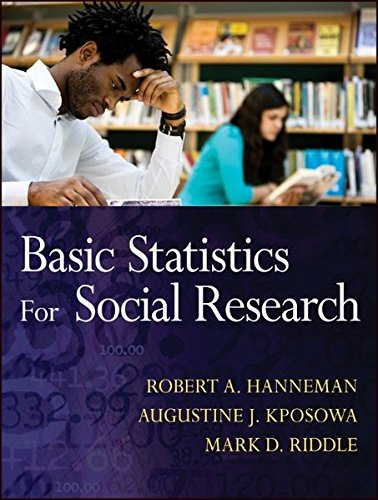 Basic Statistics for Social Research (Research Methods for the Social Sciences)