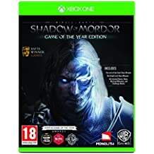 Middle-Earth: Shadow Of Mordor - Game Of The Year Edition [Importación Inglesa]