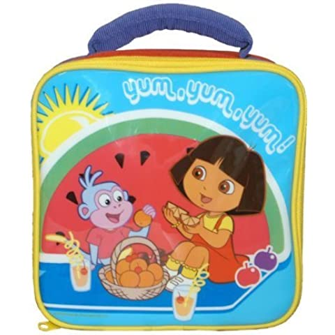 Dora the Explorer 'Watermelon' Insulated Lunch Bag by Trademark Collections - Dora Lunch Bag