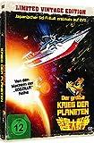Der große Krieg der Planeten - Limited Vintage Edition (DVD-Mediabook, inkl. Booklet, limitiert auf 1.000 Stück)