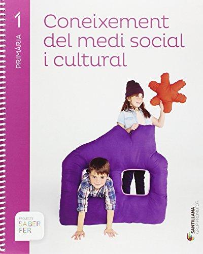 Coneixement del medi social i cultural 1 primaria saber fer