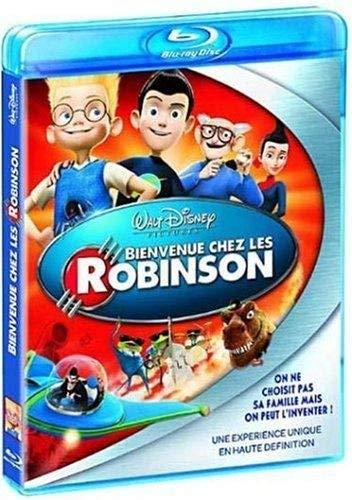 Bienvenue chez les Robinson [Blu-ray] [Import italien]
