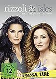 Rizzoli & Isles - Die komplette siebte und finale Staffel [3 DVDs] - Tess Gerritsen