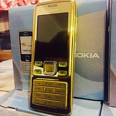 Reconditioned Refurbished Nokia 6300-Telefono cellulare senza scheda SIM, sbloccato tutte