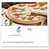 Flat 10% off at checkout  Dominos - Digital Voucher