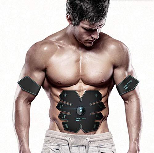 YYHSND Abdominal Muscle Stick Family Faule Übung Muskeltrainer, Rolle Bauchmaschine Thin Abdominal-Übung Bauchausrüstung - wiederaufladbar Bauchmuskel Paste