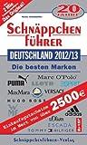 Schnäppchenführer Deutschland 2012/13 mit Einkaufsgutscheinen: Die besten Marken