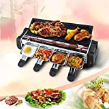 cherry Deluxe Huan Yi Compact Electric Barbecue Grill And Tandoor