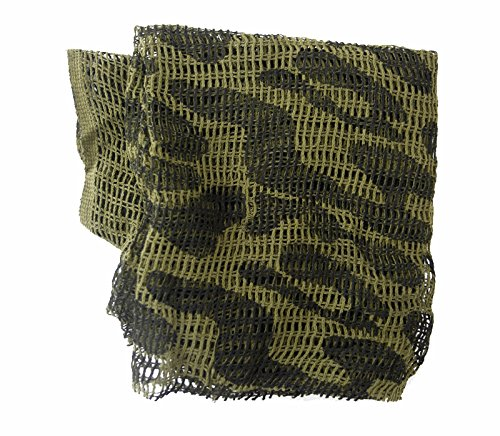 wildlifephotographyshop camouflage scrim net 100cm x 100cm by