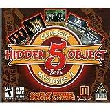 Hidden Object 5 Pack CLASSIC MYSTERIES II: Criminal Stories: Presumed Partners + XIII: Lost Identity + Blake & Mortimer + CIA: Petrodollars + FBI: Paranormal Case