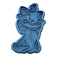 Cuticuter Marie Aristocats Cookie Cutter, Blue, 8 x 7 x 1.5 cm