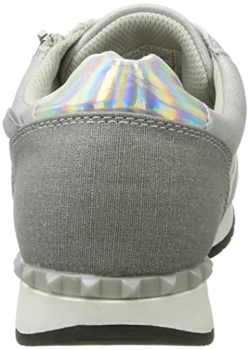 Lico Silver, Sneakers basses femme Silber (Silber)