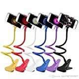 #3: doms Foldable Universal Flexible Mobile Holder Lazy Stand For Apple / Samsung / HTC / Sony and Other Phones