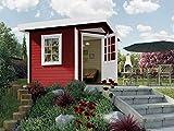 Weka Weka Komfort Designhaus 213 Plus Gr. 1 schwedenrot