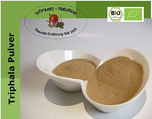 Bio Triphala Pulver 500g von Schmütz-Naturkost, Bio Superfood