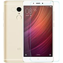 película de vidrio para Xiaomi Redmi Note 4X , IVSO Premium Protector de Pantalla de Vidrio Templado para Xiaomi Redmi Note 4X Smartphone 2017 (Tempered-Glass - 1 Pack)