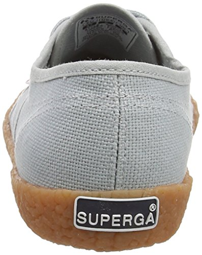 Sneaker Naked Hellgrau Superga Grau Damen Cotu 2750 wOMMUqTAv