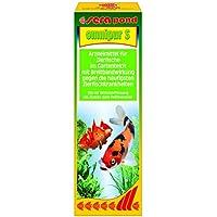 Sera Medicamentos 075Pond Omnipur, enfermedades comunes de los estanques de peces