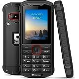 CROSSCALL Spider X4 Téléphone Mobile Compact Noir