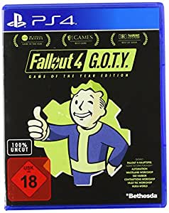 Fallout 4  - Game of the Year Edition - [PlayStation 4]