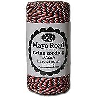 Maya Road spago Cording 100 yd-Harvest