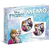 Clementoni - 13483.0 - Jeux de mémo - La Reine des Neiges