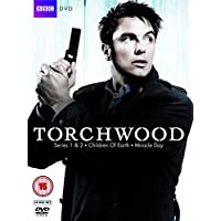 Torchwood - Series 1-4